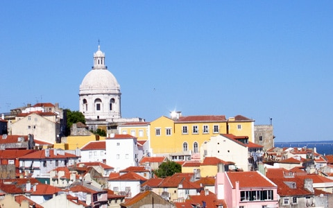 Honeymoon in Lisbon