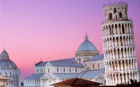 Pisa / 5 Terre / Florence
