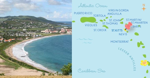 St. Kitts Honeymoons