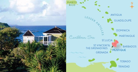 Mustique Honeymoons