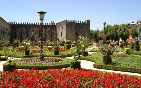 Garden of Santa Bárbara