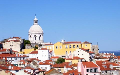 Honeymoon in Lisbon