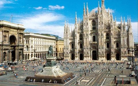 Art & flavor of Italy