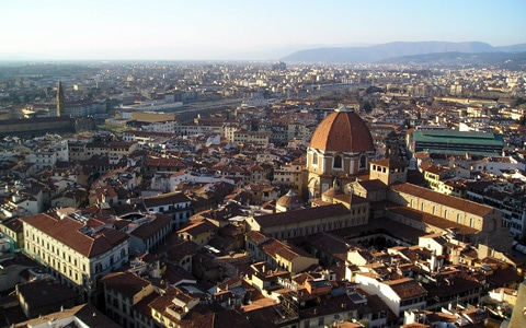 Florence to Venice