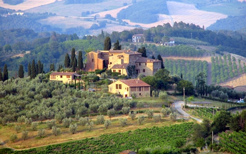 Exclusive Tuscany