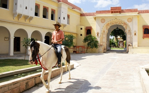 Rajasthan Horse Safari
