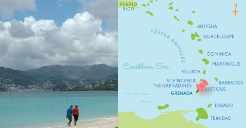 Grenada Honeymoons