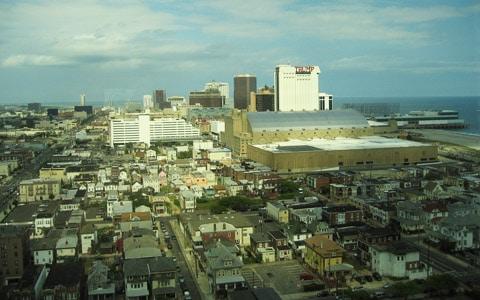 Tour to Atlantic City
