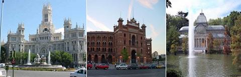 Barcelona e Madrid