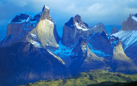 Fitz Roy and Glaciers
